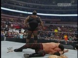 Mark Henry Stands Tall Over Kane - ECW 31-03-09